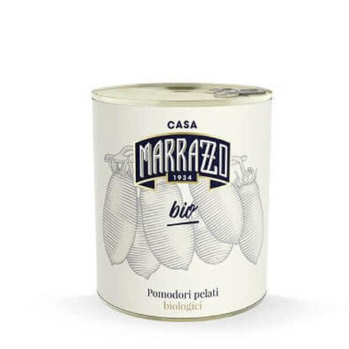 Pelati con basilico Casa Marrazzo