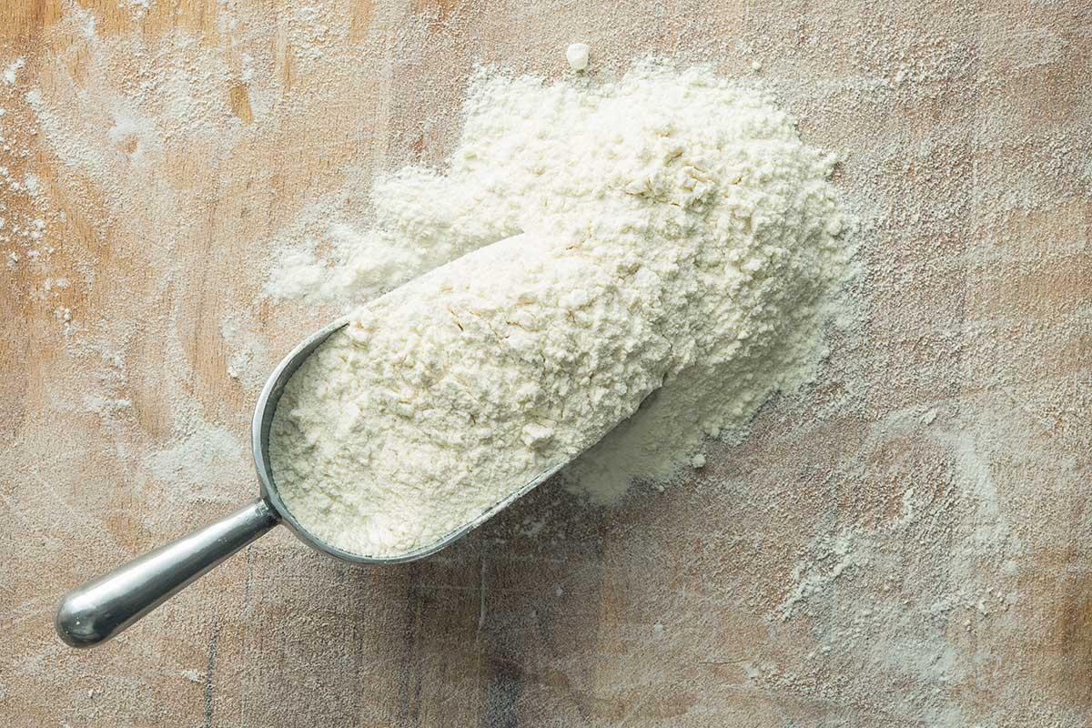 forza della farina