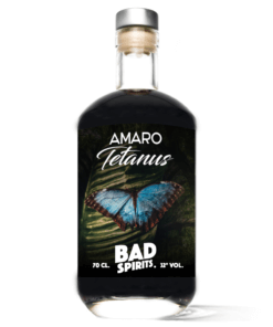 Bad Spirit Amaro Tetanus