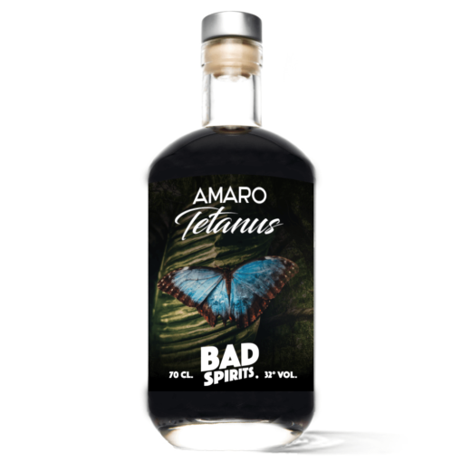 Bad Spirit Amaro Tetanus