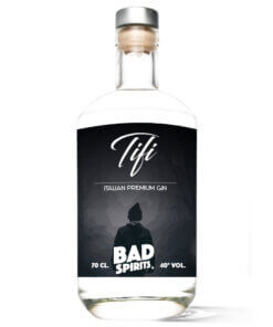 Bad Spirit Gin Tifi