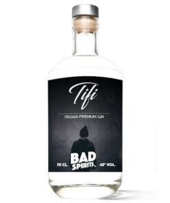 Bad Spirit Gin Tifi