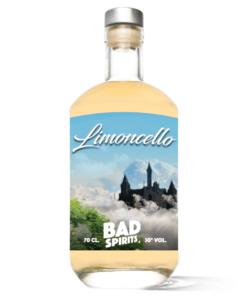 Bad Spirit Limoncello Anthracis