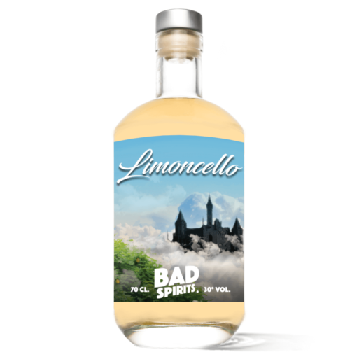 Bad Spirit Limoncello Anthracis