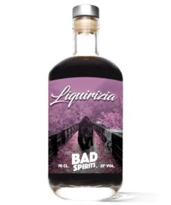 Bad Spirit Liquirizia Pestis