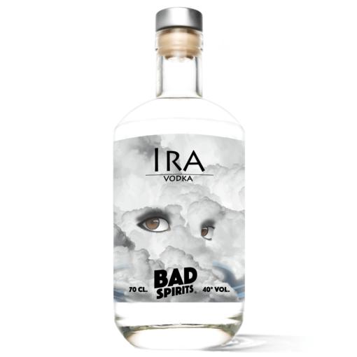 Bad Spirit Vodka Ira