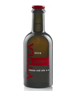 BIRRA VIOLA ROSSA RED ALE 6,6% 35,5CL